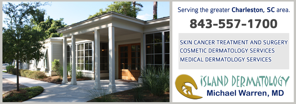 Welcome to Island Dermatology of the greater Charleston, SC area.